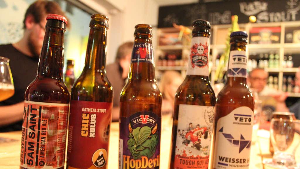 Craft Beer Hessen