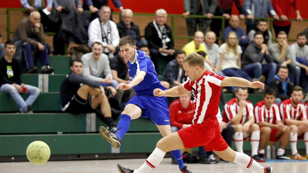 Silvester-Cup: Germania-Sieg im Traumfinale