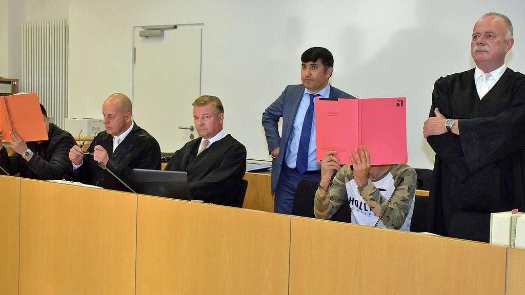 Zeugenaussagen Hanau