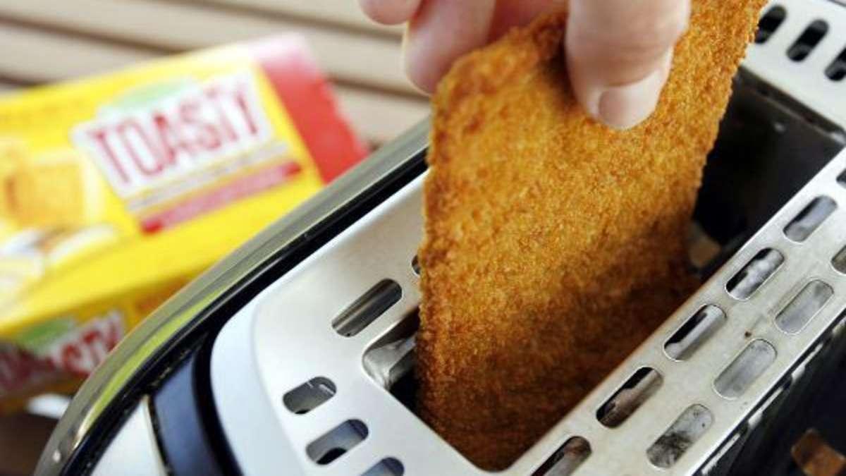 Toaster Innen Reinigen