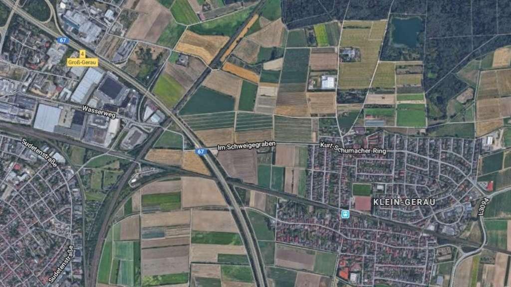 A67 Groß Gerau