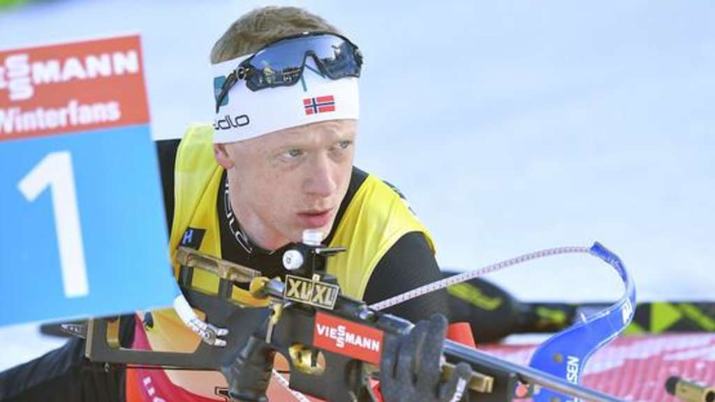 Gesamtweltcup Biathlon Herren