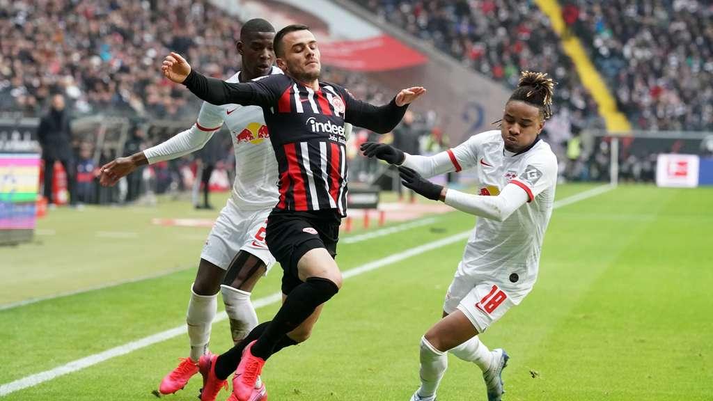 Eintracht Frankfurt Gegen Rb Leipzig