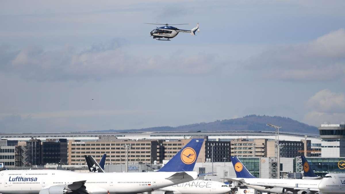 Frankfurter Flughafen Flüge