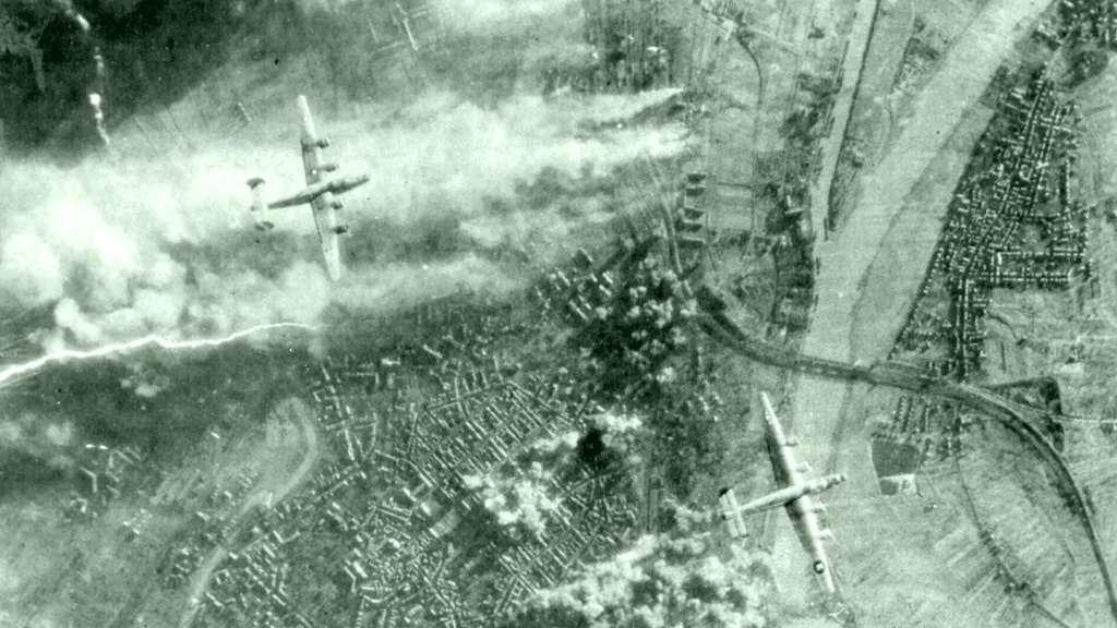 Hanau Bombe