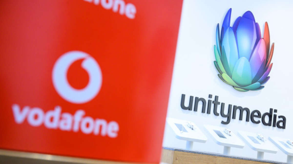 Vodafone Und Unitymedia