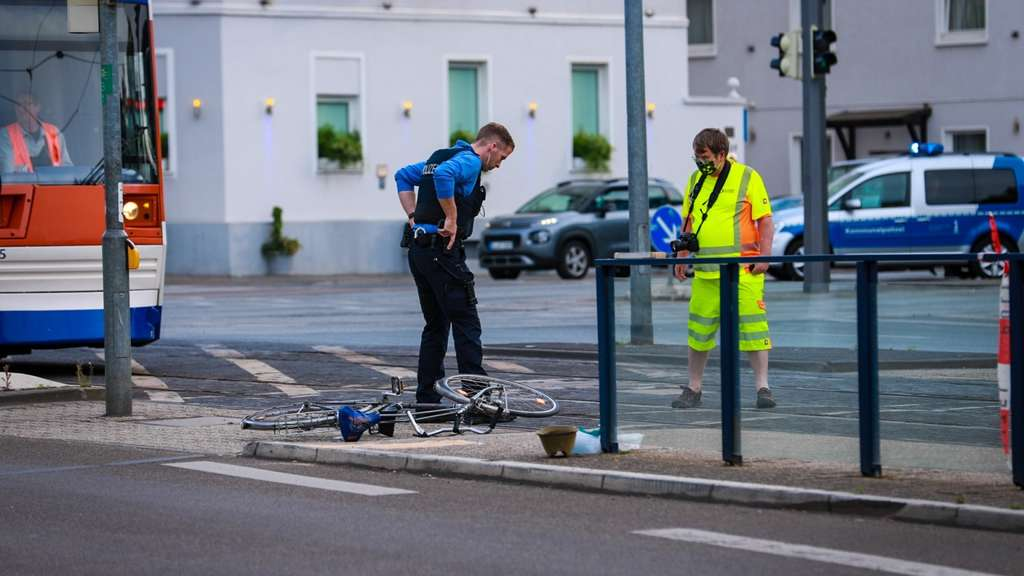 Darmstadt Unfall