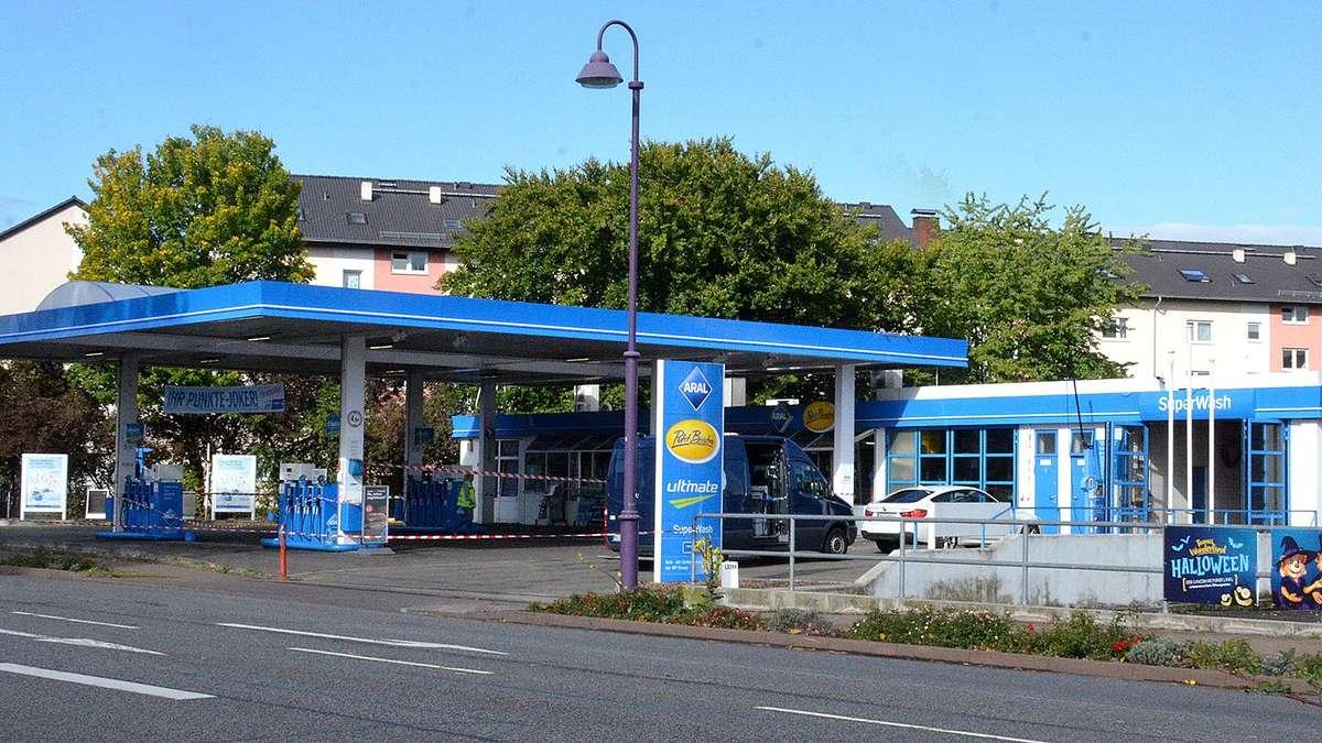 Tankstelle Maintal