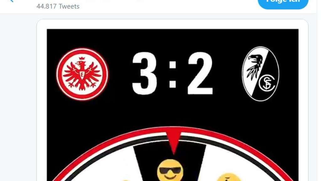 Eintracht Ergebnis Heute
