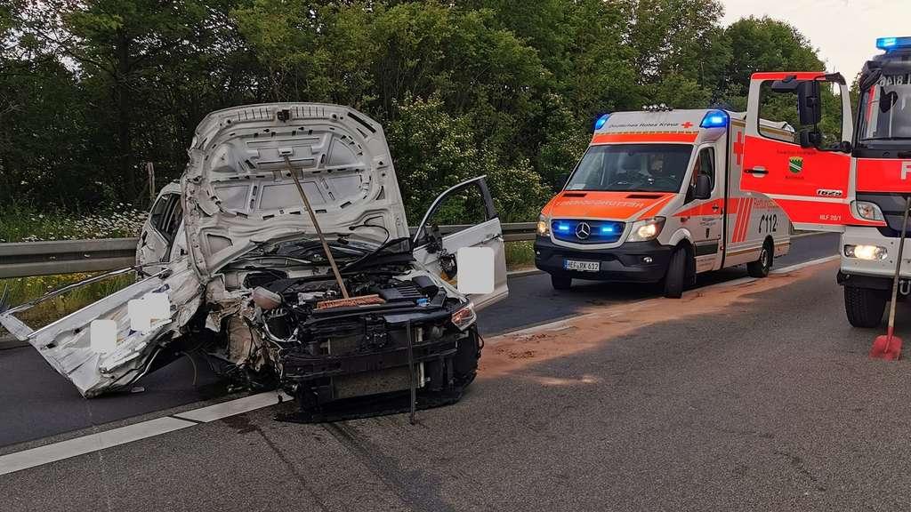 Bad Hersfeld Unfall