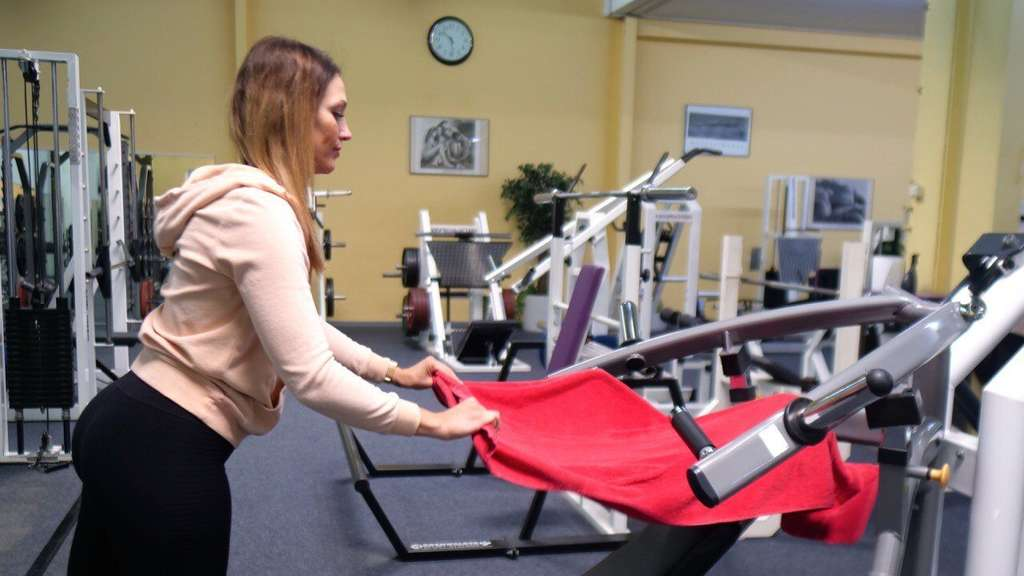 Beiträge Fitnessstudio Corona