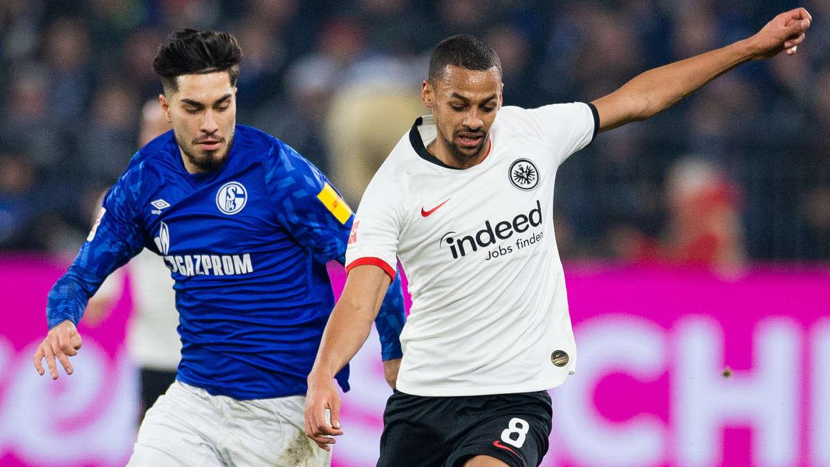 Eintracht Frankfurt Gegen Schalke