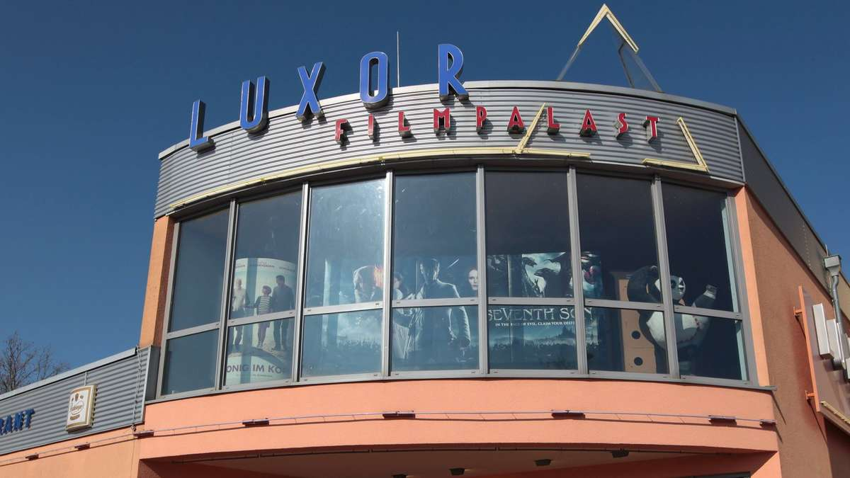 Nidderau Luxor Filmpalast