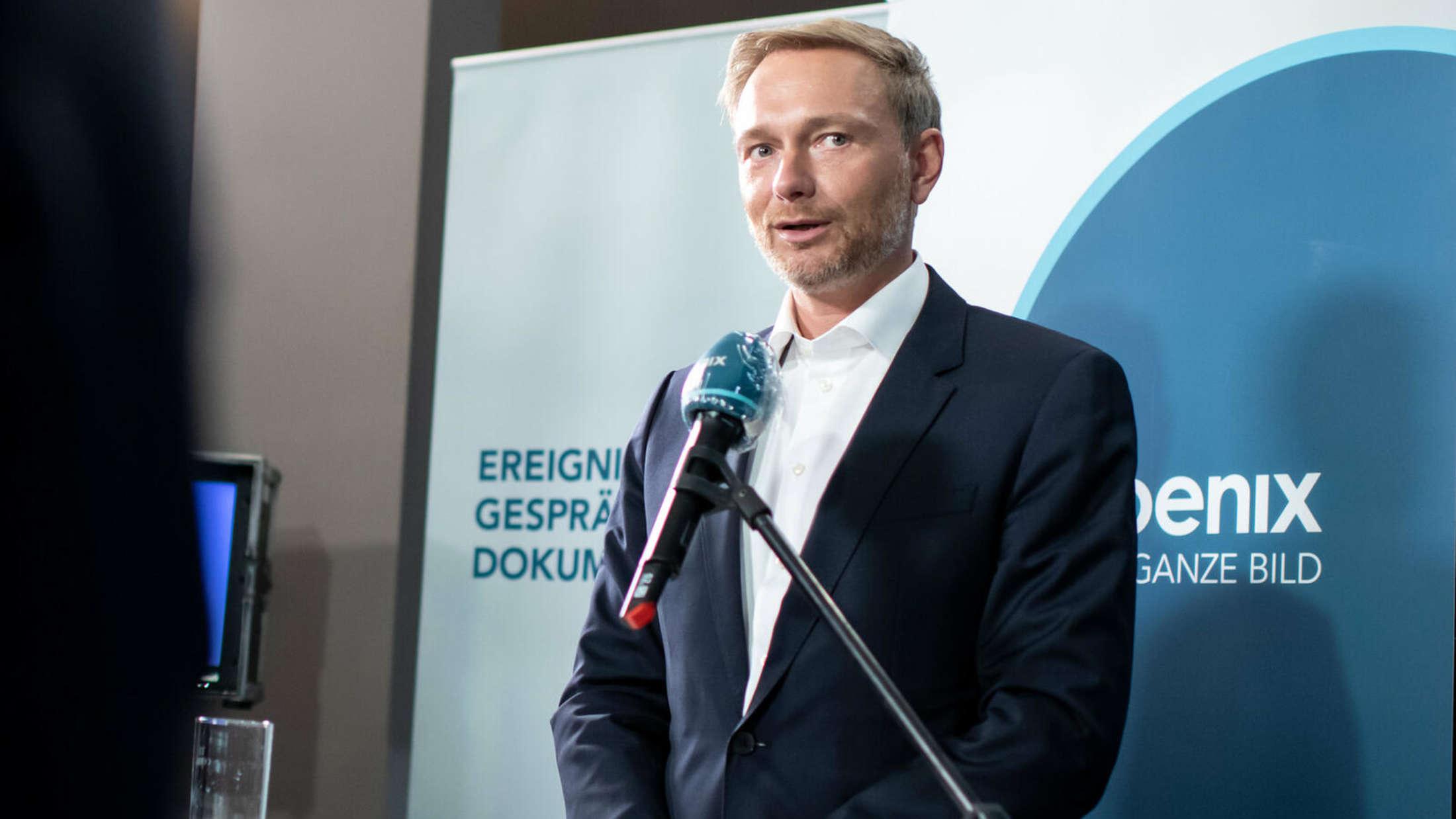Christian Lindner (FDP) entsetzt mit zweideutigem