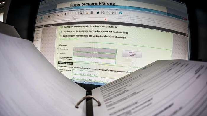"""Steuererklärung: """"ElsterFormular"""" abgeschafft - Das müssen ..."""