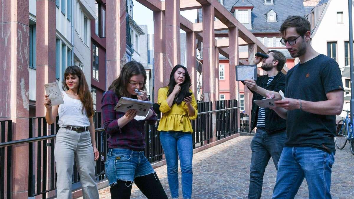 Outdoor-Escape durch Frankfurt: Verbrecherjagd in ...